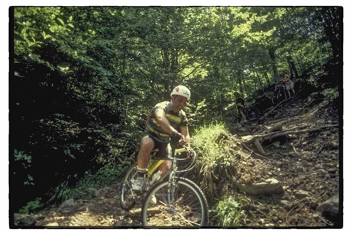 Cinelli Argento Vivo 1988