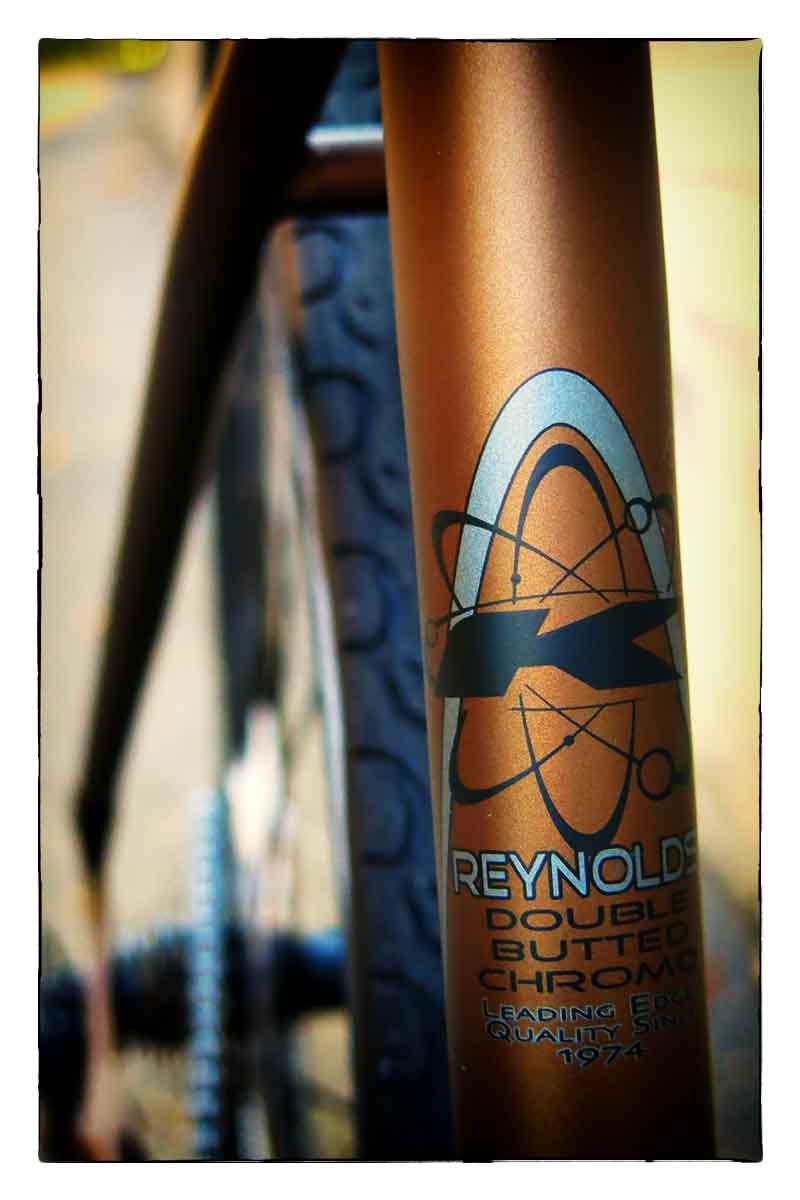 Acciaio Reynolds 520 per KHS Urban Xcel