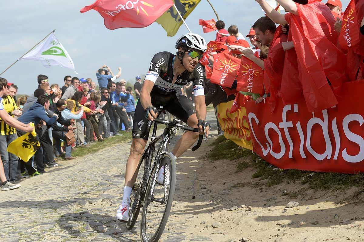 2014, Paris - Roubaix, Omega Pharma - Quick Step 2014, Terpstra Niki, Carrefour de l'Arbre