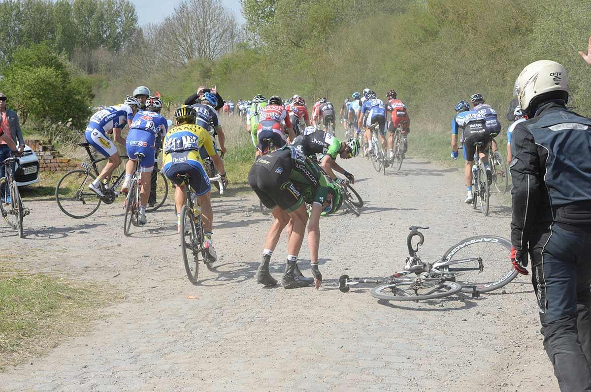 2014, Paris - Roubaix, Europcar 2014, Pont Gibus