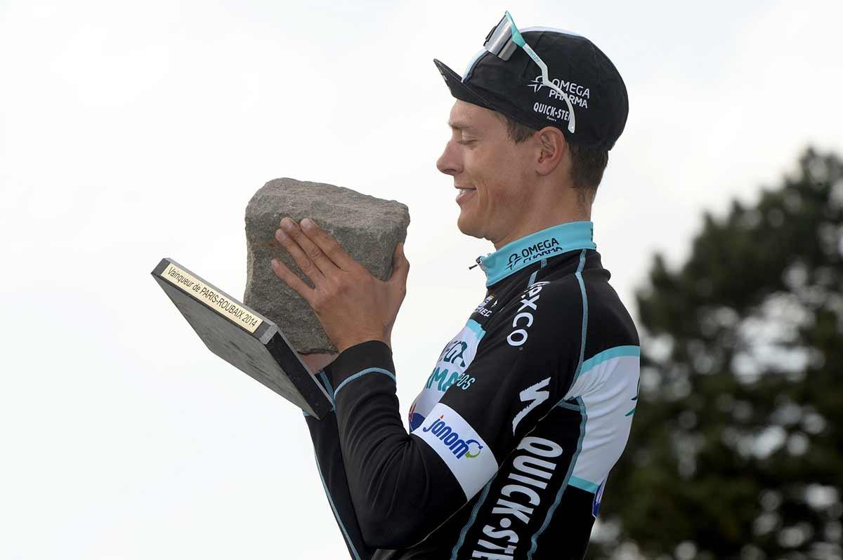 2014, Paris - Roubaix, Omega Pharma - Quick Step 2014, Terpstra Niki, Roubaix